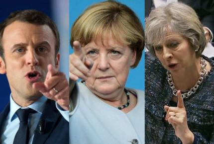 Europa se alista ante posibles aranceles de Trump