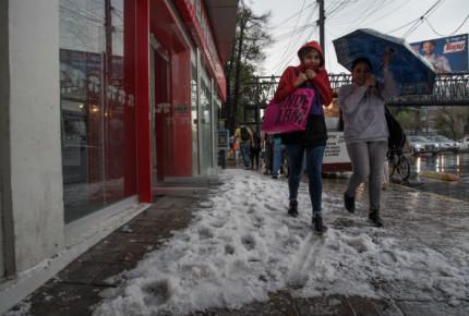 ¡Aguas! Se pronostican tormentas en CDMX y Edomex