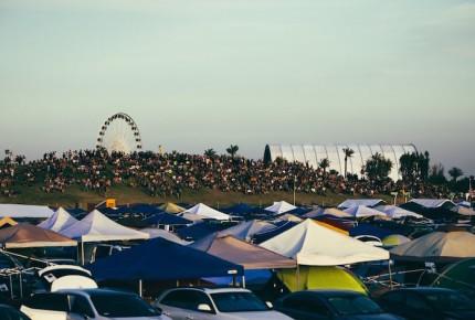 Retrasan 'camping' en Coachella por vientos fuertes