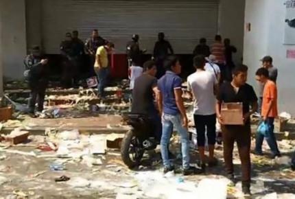 Saqueo en Arcelia asciende a 35 mdp,  revela Guerrero