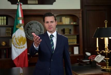 Peña coincide con presidenciables en mantener soberanía y dignidad ante EU