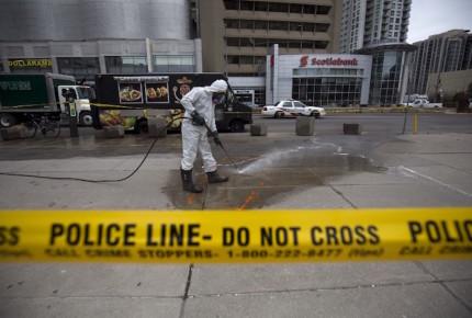 Asesinato premeditado, cargo contra conductor de Toronto