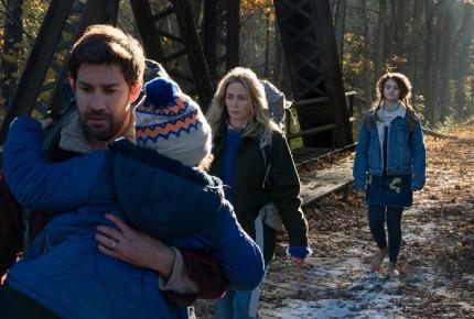 'Un lugar en silencio', el segundo mejor estreno del año