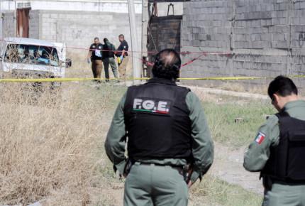 Secuestran y asesinan a dos mandos policiales en Parral