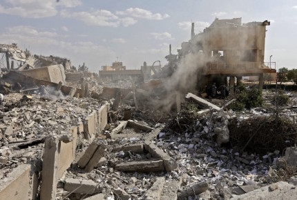 Me siento orgulloso del exitoso ataque a Siria: Trump