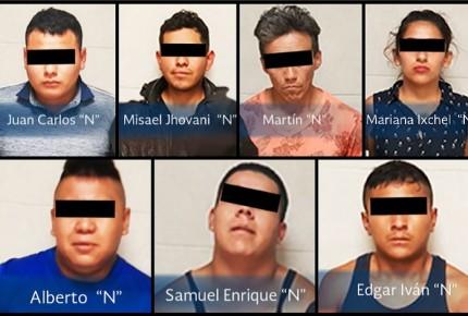 PGR desarticula banda de secuestradores en la CDMX