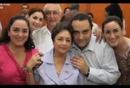 22 predios más embargados a madre de Roberto Borge