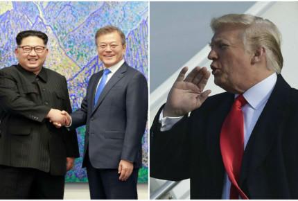 Trump, ¿Nobel de la Paz?; Moon Jae-in cree que sí