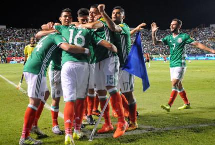 El 'Tri' asciende en el ranking de la FIFA