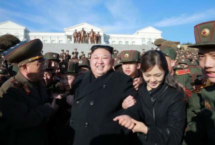 Kim Jong Un envía mensaje de gratitud a trabajadores norcoreanos