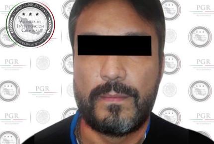 Detienen a presunto integrante de los Beltrán Leyva en la CDMX