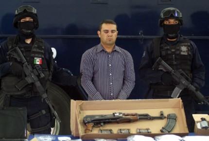 Sentencian a 20 años a miembro de La Familia Michoacana