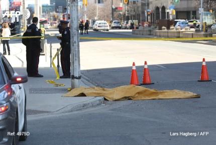 Toronto: confirman 9 muertos tras embestida de camioneta