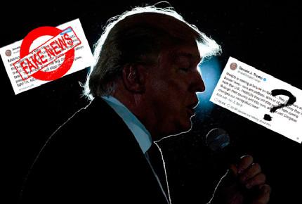 LA Times evidencia verdades y mentiras de Trump sobre México