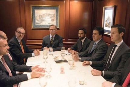 Videgaray  se reúne con Kushner y calla sobre despliegue de Guardia Nacional