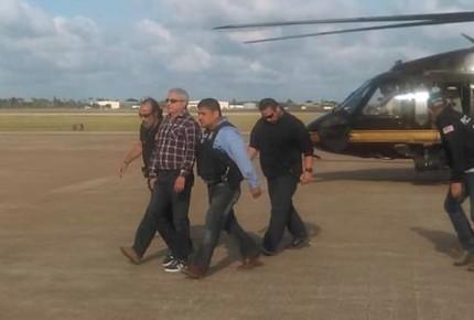 Llega Yarrington a Texas; PGR solicitará extradición a México