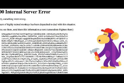 """Corregido el """"500 Internal Server Error"""" en YouTube"""