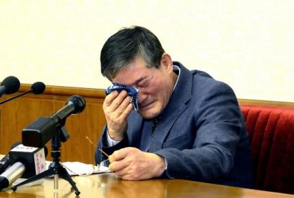 Trump anuncia liberación de 3 estadounidenses por Norcorea