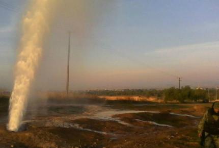 Se registra fuga de gasolina en Acolman