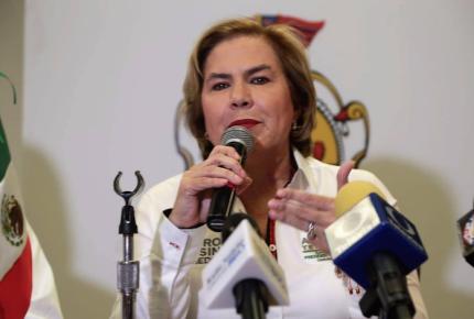 Candidata del PRI promete convertir a Cd. Juárez en estado