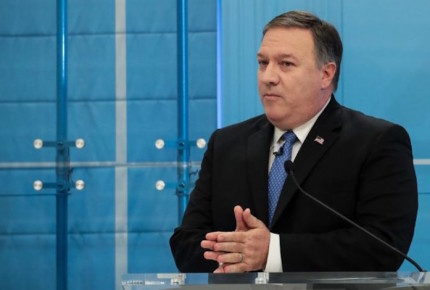 Pompeo jura como secretario de Estado: EU no repetirá errores pasados