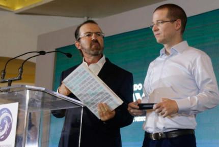 El ganadero Vicente Gómez se une a campaña de Anaya