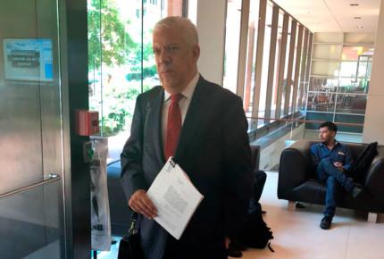 Abogado de Gordillo presenta queja ante CIDH