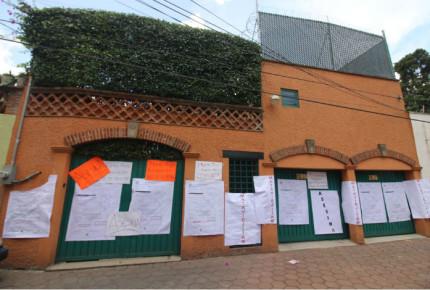 María Rojo denuncia actos de intimidación; acusa a perredistas