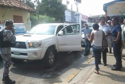 Amenazan con arma en recorrido a candidato a diputado en Veracruz