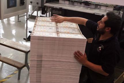 Se pierden 100 boletas electorales en Veracruz