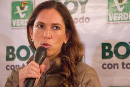 """""""Soy adicta a los tacos de carnitas con chicharrón"""" : Mariana Boy"""