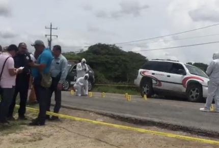 Emboscan al candidato priista Ervin Perez en Chiapas; sale ileso