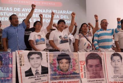 Piden OSC pronunciarse a SCJN por comisión en caso Iguala