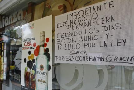 Ley Seca en el país por elecciones; CDMX sólo el 1 de julio y en Jalisco y Querétaro no habrá