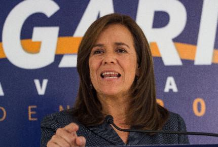 ¡Por fin Zavala se decide por el Frente!... sólo en Benito Juárez