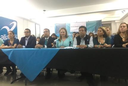 Nueva Alianza pide retiro de registro a Carpinteyro