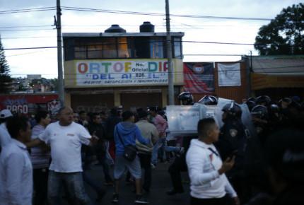 Balacera en Tláhuac por detección de 'tiendita': Amieva