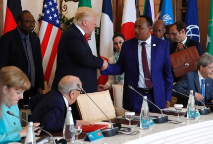 """OTAN tan mala como TLCAN"", dijo Trump al G7 en Québec"