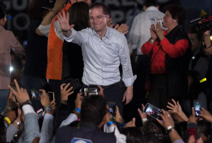 INE rechaza sancionar por aportes indebidos a campaña de Anaya