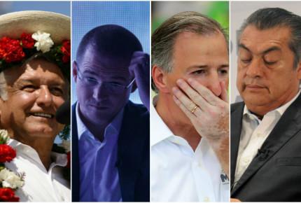 Apoyo a AMLO llega a 50%;todos crecen menos Anaya: El Financiero