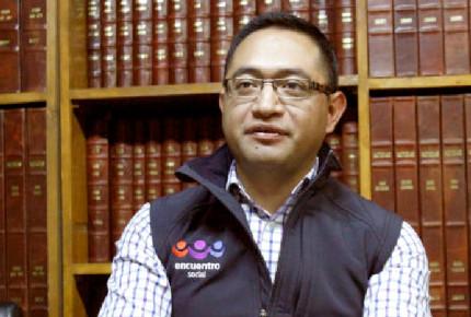 Video revela amenaza a candidato en Tijuana