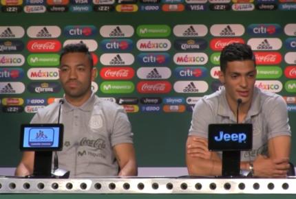 VIDEO | México quiere los 9 puntos, ni uno menos: Jiménez y Fabián