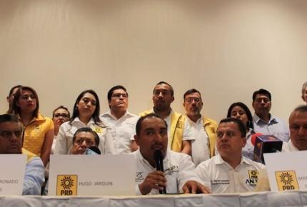 Condenan líderes del Frente asesinatos y atentados contra candidatos