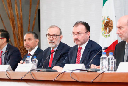 México condena separación de familias 'cruel e inhumana' en EU; 1% son niños mexicanos
