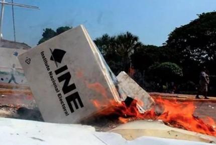 Campañas electorales manchadas por fin de semana violento en Chiapas