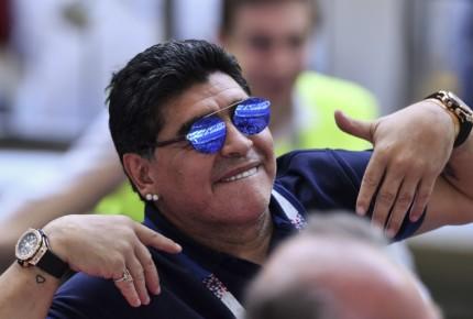 Robo monumental a Colombia: Maradona; FIFA: lamenta declaraciones