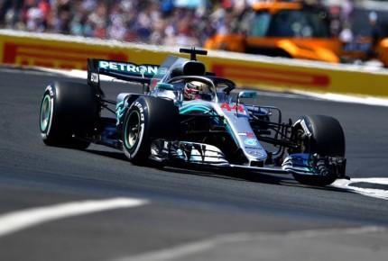 Hamilton se apodera de la 'pole' en el GP de Hungría