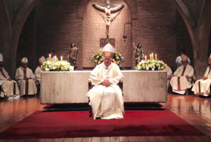 'Nunca he encubierto': cardenal Ricardo Ezzati, arzobispo de Santiago