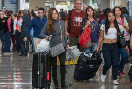 Registra AICM crecimiento de 5.7% en número de pasajeros