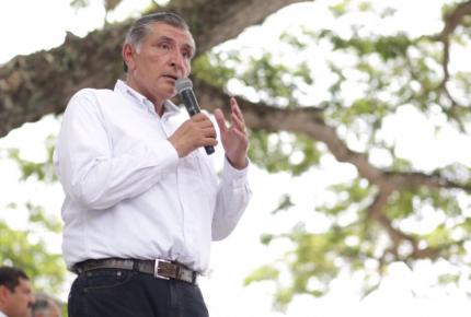 Por 40 años, el sureste financió desarrollo del norte: Adán Augusto
